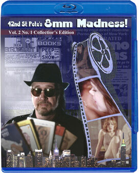 42nd Street Pete's 8mm Madness Vol 2 No. 1 / Rough & Raunchy Collection