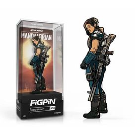 Star Wars The Mandalorian Cara Dune FiGPiN