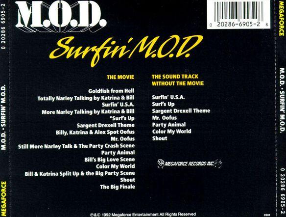 Surfin Mod