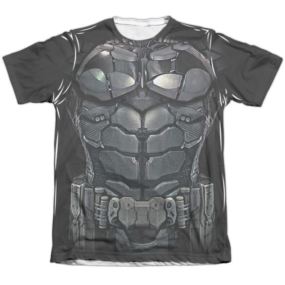 Batman Arkham Knight Uniform Adult Poly Cotton Short Sleeve Tee T-Shirt