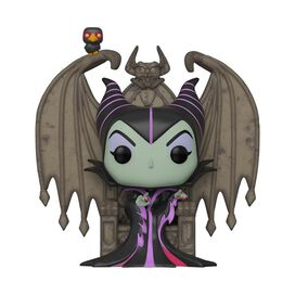 Funko Pop! Deluxe: Disney Villains - Maleficent [on Throne]