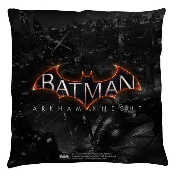 Batman Arkham Knight Ak Logo Throw