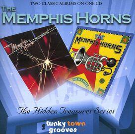 The Memphis Horns - High On Music / Get Up & Dance