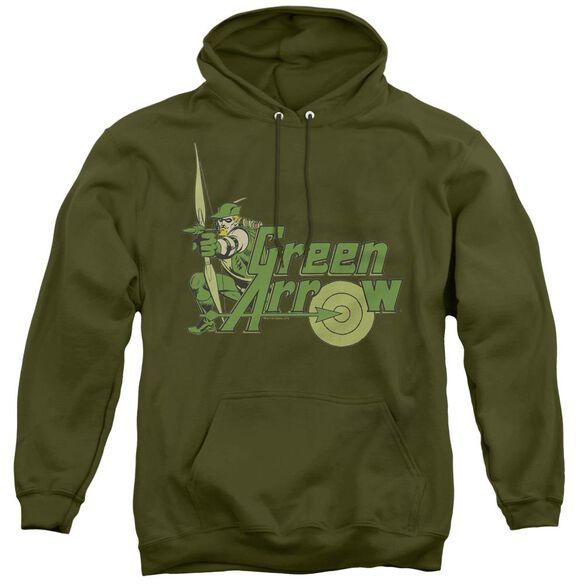 Dc Green Arrow Green Arrow-adult Pull-over