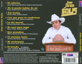 José Javier Solis - Con Toda Mi Fe