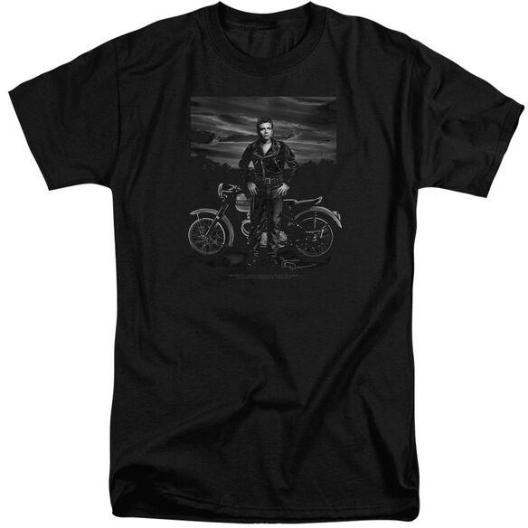 Dean Rebel Rider Short Sleeve Adult Tall T-Shirt