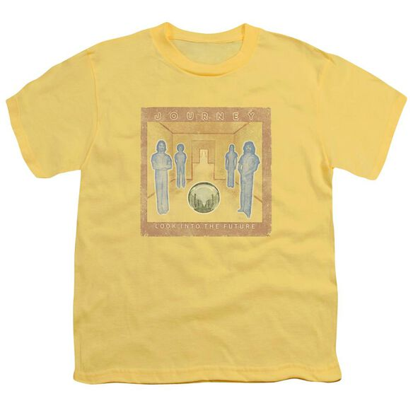 Journey Look Cover Short Sleeve Youth T-Shirt