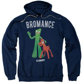 Gumby Bromance Adult Pull Over Hoodie