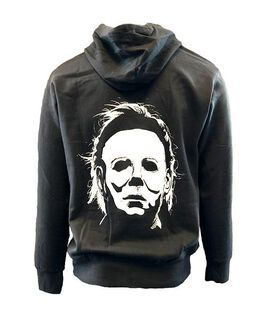 Halloween Michael Meyers Zip Up Hoodie