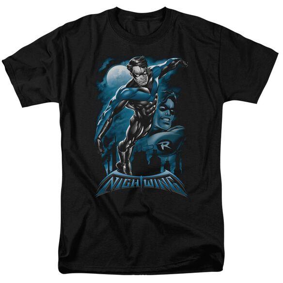 Batman All Grown Up Short Sleeve Adult T-Shirt