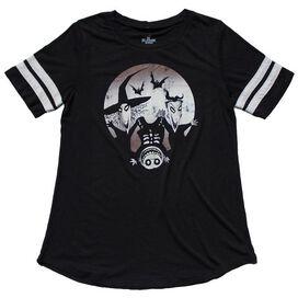 Nightmare Before Christmas Lock, Shock, and Barrel Women's T-Shirt