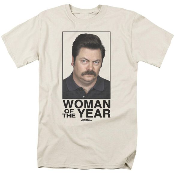 PARKS AND REC WOMAN OF THE YEAR-S/S T-Shirt