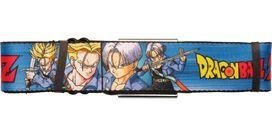 Dragon Ball Z Trunks Poses Seatbelt Belt