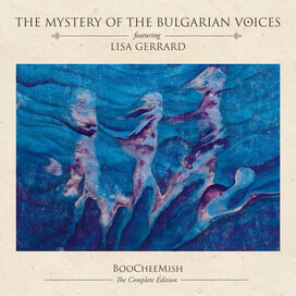 Mystery of the Bulgarian Voices Feat. Lisa Gerrard - Boocheemish (Deluxe box set incl. LP, 2CD and SACD)