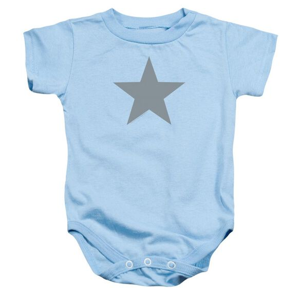 Valiant Archers Star Infant Snapsuit Light Blue
