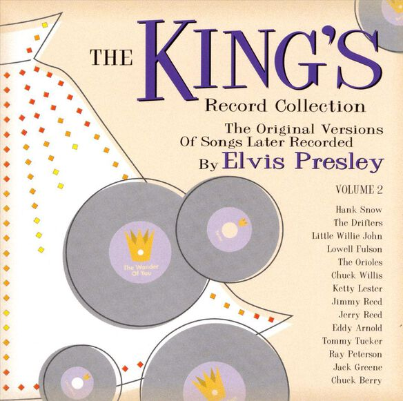 King's Record Coll.2 398