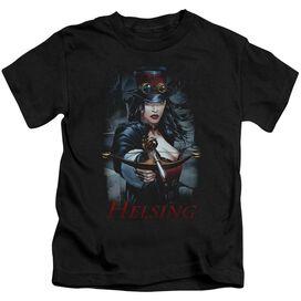Zenoscope Helsing Short Sleeve Juvenile T-Shirt