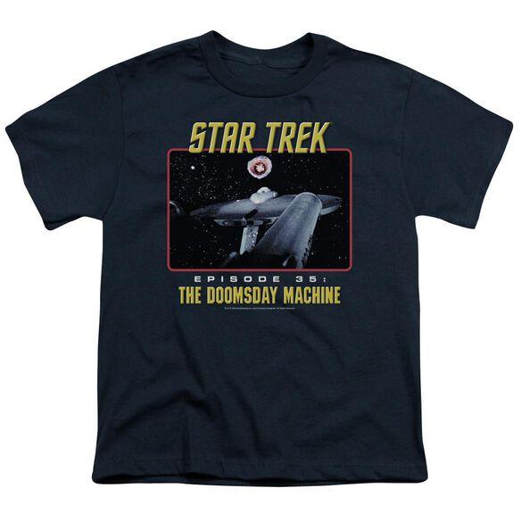 St Original The Doomsday Machine Short Sleeve Youth T-Shirt