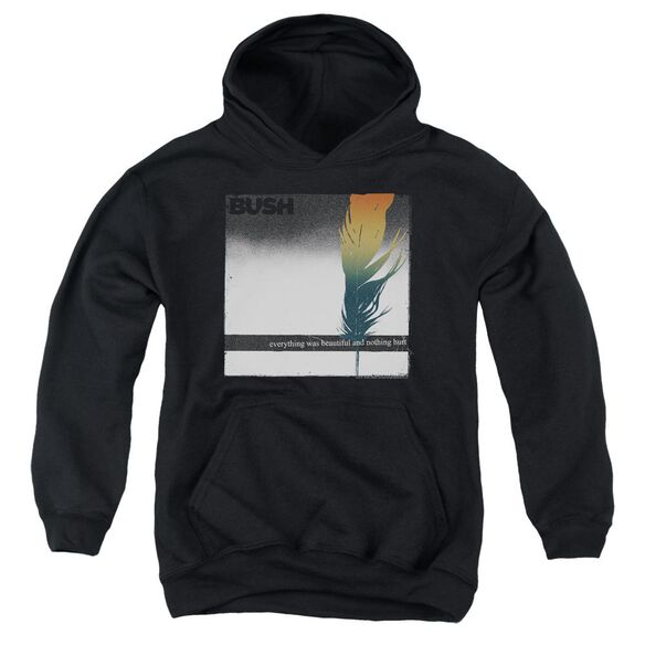 Bush Feather Youth Pull Over Hoodie