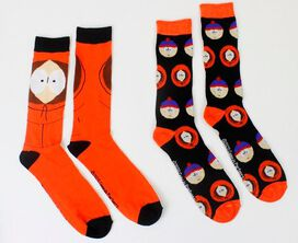 South Park Kenny Crew Sock 2-Pack