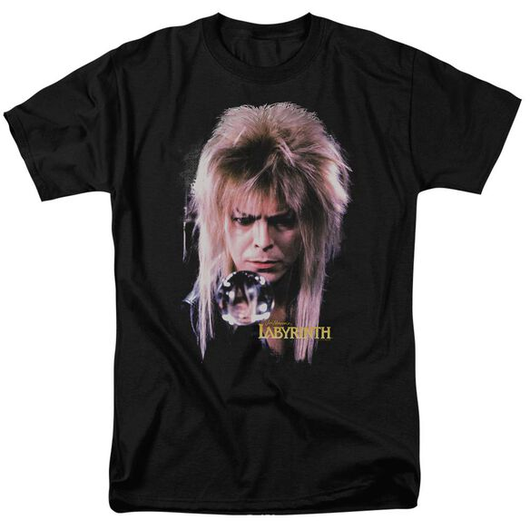 Labyrinth Goblin King Short Sleeve Adult T-Shirt
