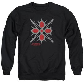 Vampire Knight Hunter Symbol Adult Crewneck Sweatshirt