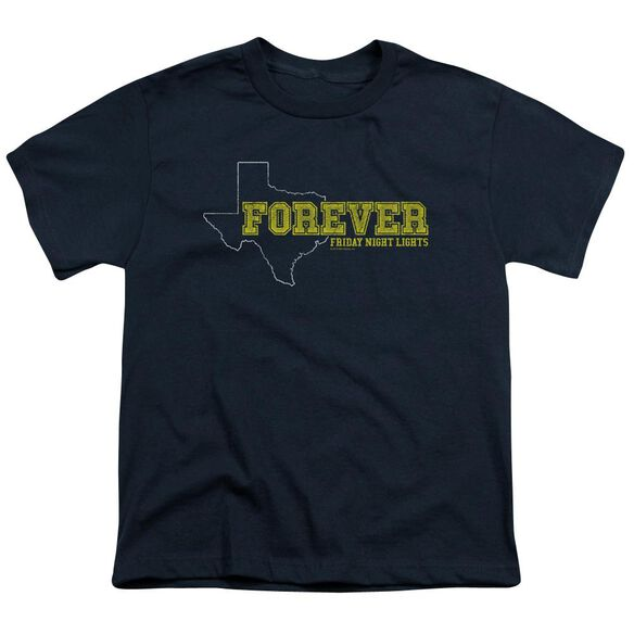 Friday Night Lights Texas Forever Short Sleeve Youth T-Shirt