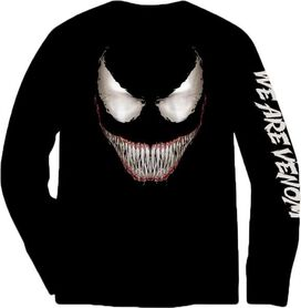 We Are Venom Long Sleeve T-Shirt
