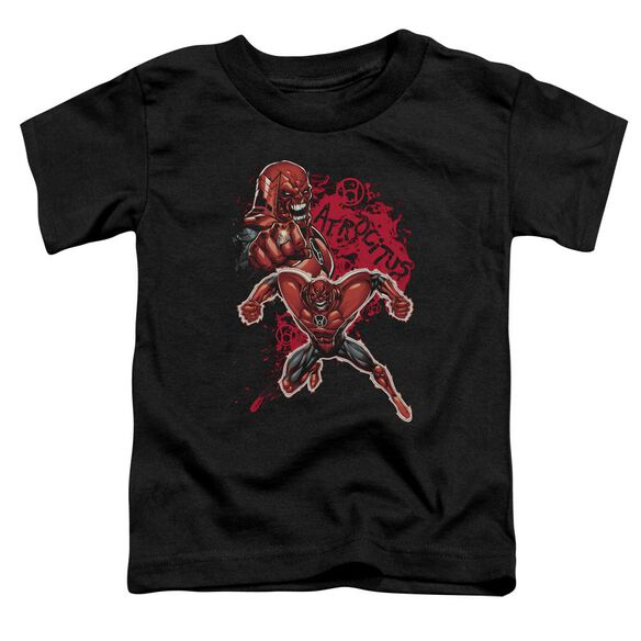 Green Lantern Atrocitus Short Sleeve Toddler Tee Black Md T-Shirt