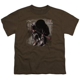 Stevie Ray Vaughan In Step Short Sleeve Youth T-Shirt