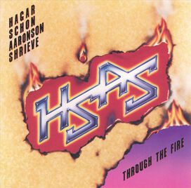 Hagar Schon Aaronson Shrieve - Through the Fire