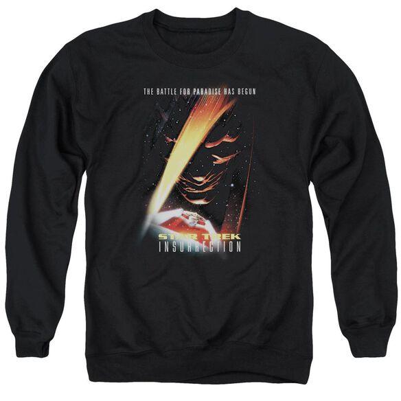 Star Trek Insurrection(Movie) Adult Crewneck Sweatshirt