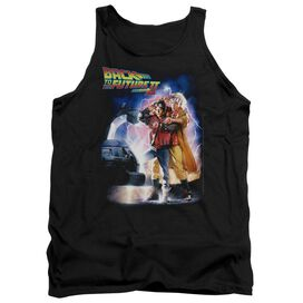 Back To The Future Ii Poster Adult Tank