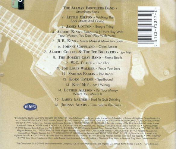 Blues Masters V17 798
