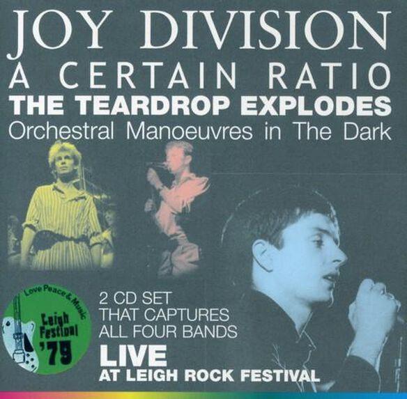 Live Leigh Rock Festival 1979 / Various