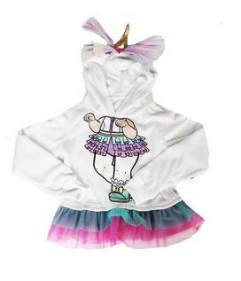 L.O.L. Surprise Unicorn Girl's Hoodie