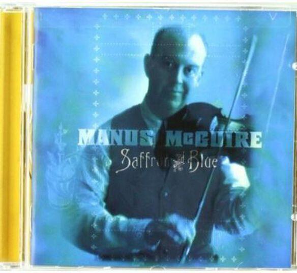 Manus McGuire - Saffron and Blue