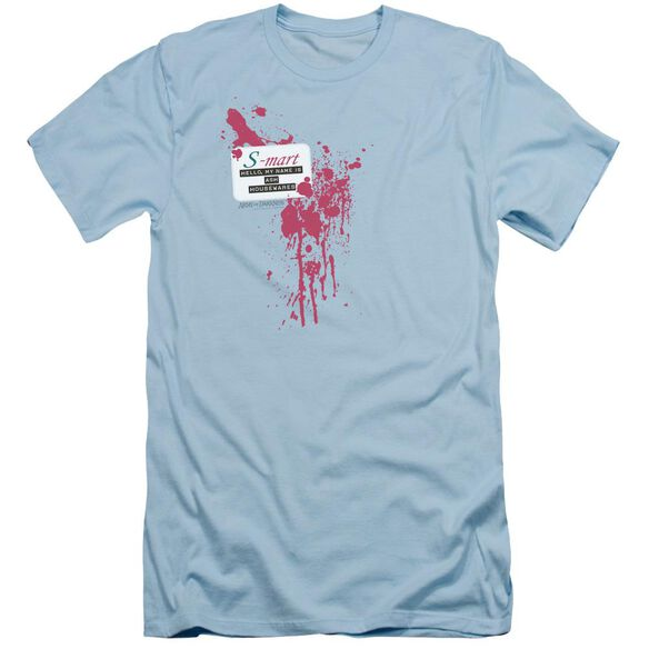Army Of Darkness S Mart Name Tag Short Sleeve Adult Light T-Shirt