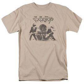 Zz Top First Album Short Sleeve Adult T-Shirt