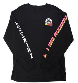 Dragon Ball Z Kanji Long Sleeve T-Shirt