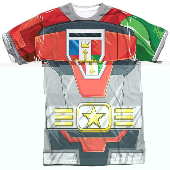 VOLTRON COSTUME-S/S ADULT T-Shirt