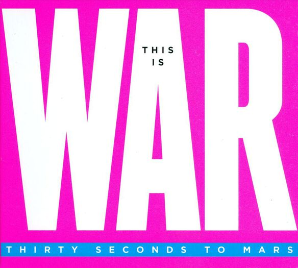 This Is War (W/Dvd) (Dlx)