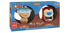Funko Dorbz: 90's Nickelodeon - Ren & Stimpy 2 pack SDCC 2018