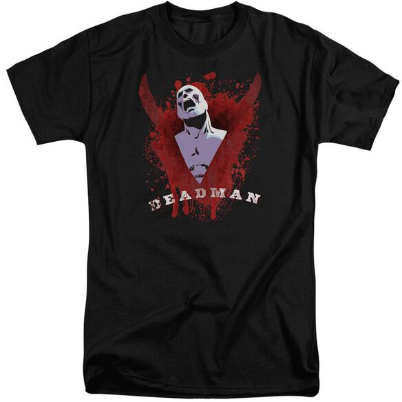 Jla Possession Short Sleeve Adult Tall T-Shirt