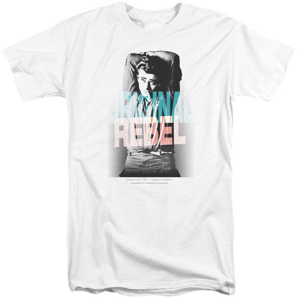 Dean Graphic Rebel Short Sleeve Adult Tall T-Shirt