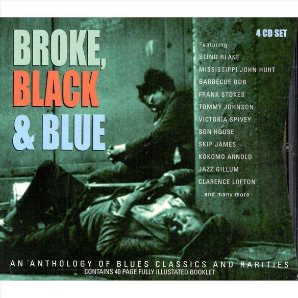 Broke,Black,& Blue 1299