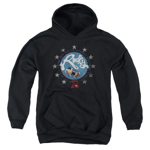 Rocky Bloodiest Bicentennial Youth Pull Over Hoodie