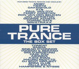 Various Artists - Pure Trance: The Box Set