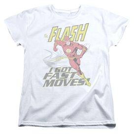 DC FLASH FAST MOVES - S/S WOMENS TEE T-Shirt