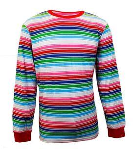 Child's Play - Chucky Stripes Long Sleeve T-Shirt